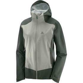 Salomon La Cote 2L Jacket Women shadow/urban chic